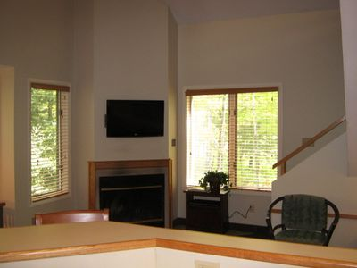 Crystal Mountain, Thompsonville condo rental - .