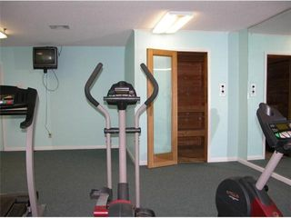 Atlantic Beach villa photo - Fitness center and sauna