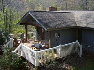 West Jefferson cabin rental - Welcome to the cabin