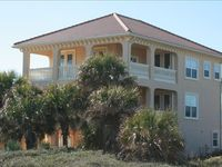 Luxury Three Story Ocean Front with Elevator. Your own private crossover