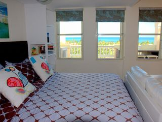 Humacao studio photo - Ocean View and Kingsize bed