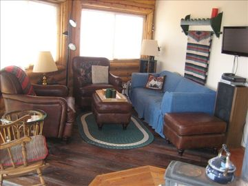 Tucson cabin rental - Comfortable Living Room