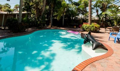 Private Pool Vacation Home Rental - Offered by Beach Time Rentals