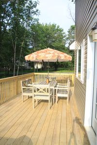Main Entrance, Wrap Around Deck