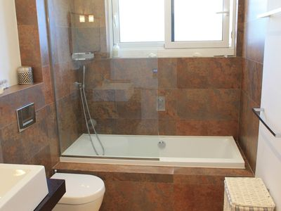 Calonge villa rental - Family bathroom