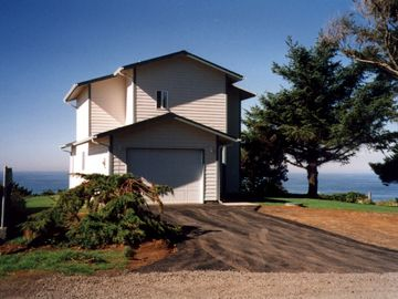 Hideaway from Avery Street 1995 right after it was built