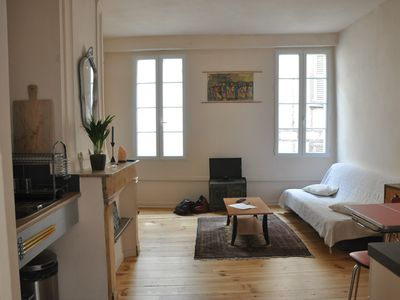 Pretty apartment in the city center of Rodez