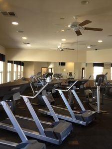 Las Vegas condo rental - Community Gym