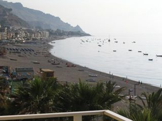 Taormina apartment photo - View of the Cape Sant'Alessio