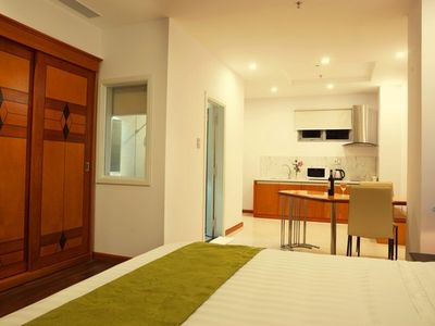 image for Studio Apartment, Fully equipped kitchen