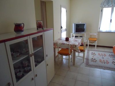 San Teodoro apartment rental - Living Room