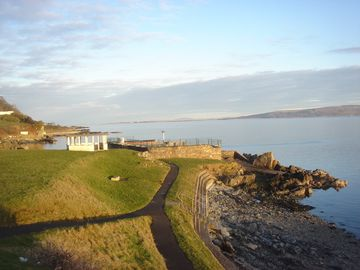 Shore Walkway Linking greencastle