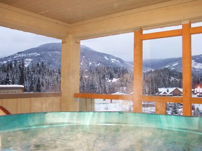 'Beautiful property in the heart of Whistler. The Private hot tub was a luxury'