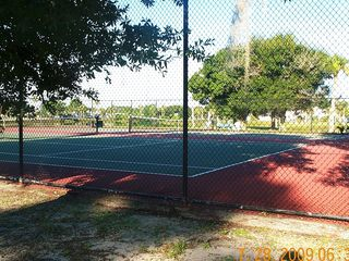 Vero Beach house photo - Racketball, Walking Trail,and Tennis courts on Clubhouse grounds.
