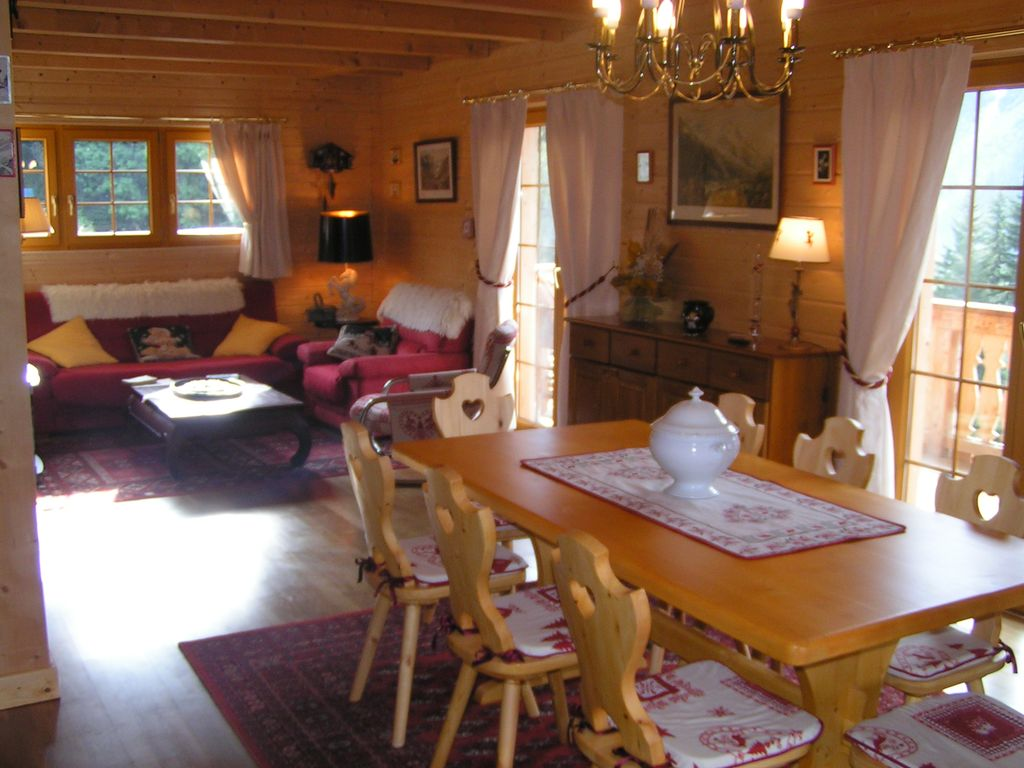 Holiday house, 180 square meters , Les Diablerets, Switzerland