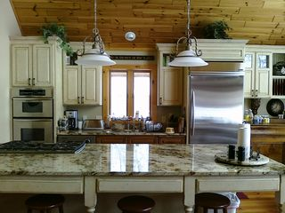 Crosslake cabin photo - Kitchen