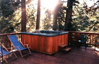 Stateline house photo - South Lake Tahoe Rental has Hot Tub for 8 with Views of Heavenly Ski Area