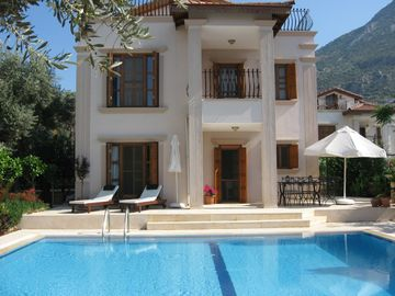 Kalkan villa rental - Beautiful Poppy Villa with 40sqm Private Pool