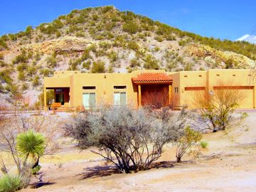 Wickenburg house rental - Wickenburg in the Winter! Cowboy Country. Horses welcome!