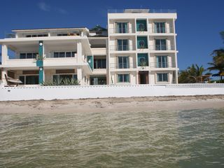 Puerto Morelos villa photo - Kneedeep View of Home