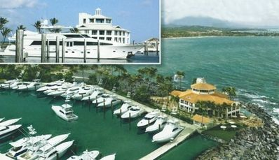 New Yacht Club at Palmas del Mar resort
