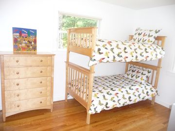 Third Bedroom with Bunk Beds