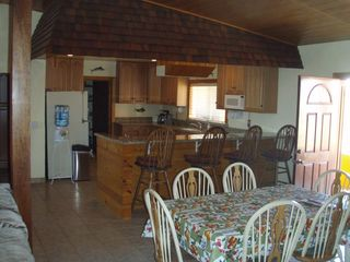 San Quintin house photo - Dinning and Kitchen