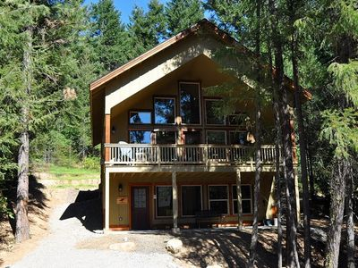 Lake Cle Elum cabin rental - Raven Ridge Lodge during the Summer!