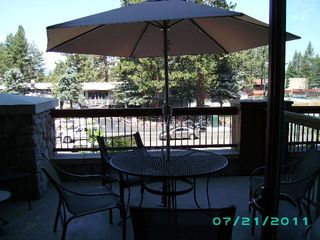 Stateline condo photo - THIS BALCONY OVERLOOKS LAKE TAHOE BLVD