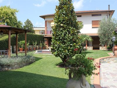 Apartment in Lucca Hills with Pool and Sauna SPA - Tuscany LUCCA