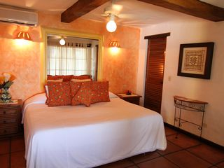 Orange Room - Puerto Vallarta villa vacation rental photo