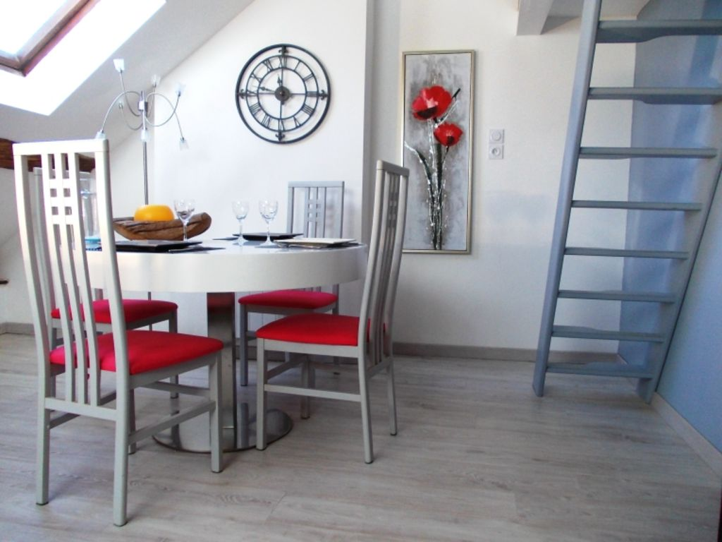 Holiday apartment, 45 square meters , Dijon
