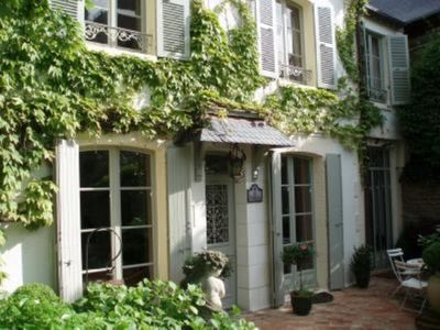 House 170 square meters, close to the sea , Deauville, France