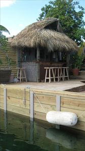 Tiki Bar / Dock