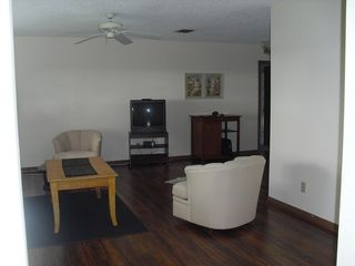 Winter Haven house photo - Living room with laminate flooring