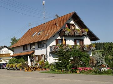 Ühlingen-Birkendorf apartment rental - Schropp's holiday home, Birkendorf