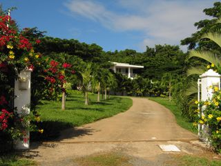 Vieques Island house photo - Welcome to our home!!