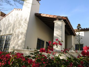 Indian Wells townhome rental - Your private patio