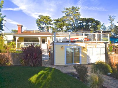 Top Santa Cruz Vacation Rentals VRBO - Chilean beach house ultimate holiday getaway