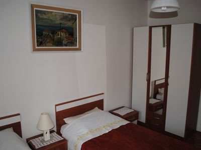 Dubrovnik apartment rental - Double bedroom