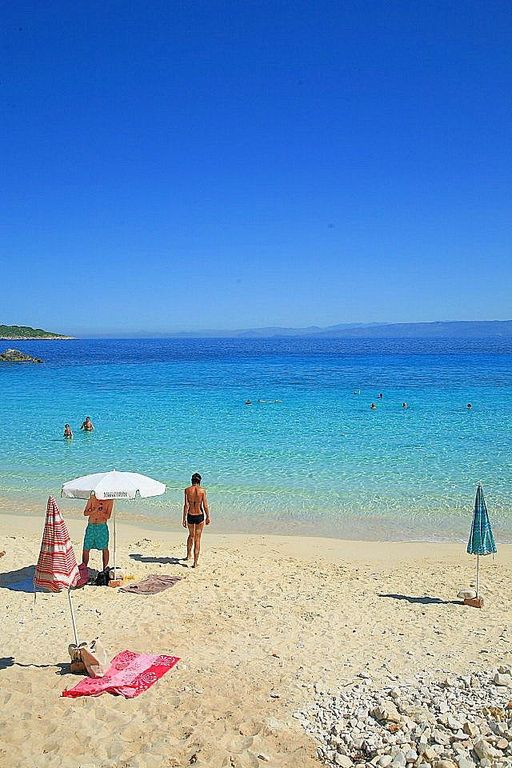 There are amazing beaches on Paxos