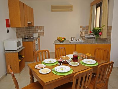 Coral Bay Village villa rental - Dining Area cyprus villas for rent