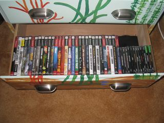 Ormond Beach condo photo - Plenty of PS2 games to occupy the kids.