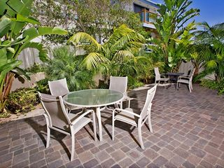 Quiet and relaxing backyard patio. - Carlsbad house vacation rental photo