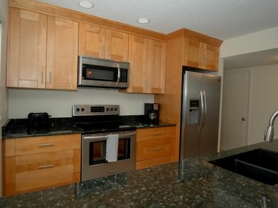 Kitchen.  All new appliances in 2012