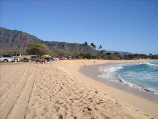 Makaha townhome photo - Makaha Beach