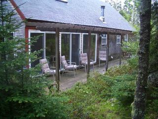 Bass Harbor house photo - Porch