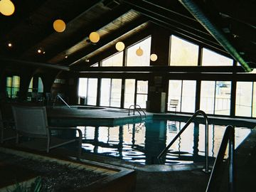 Indoor Pool by the lobby in Schuss Village Circle