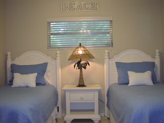 Captiva Island house photo - Additional view of the twin bedroom.