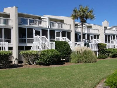 Isle of Palms villa rental - Beach Club Villas